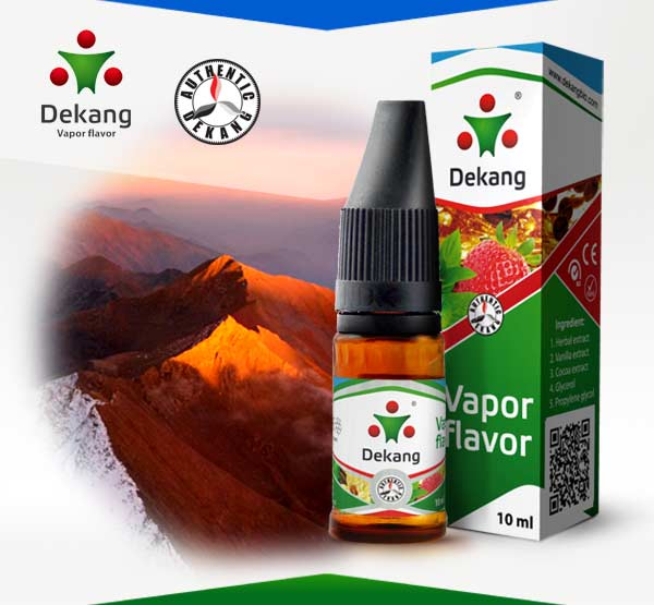 E-liquid Dekang 10ml Silver Label - Gold Hill