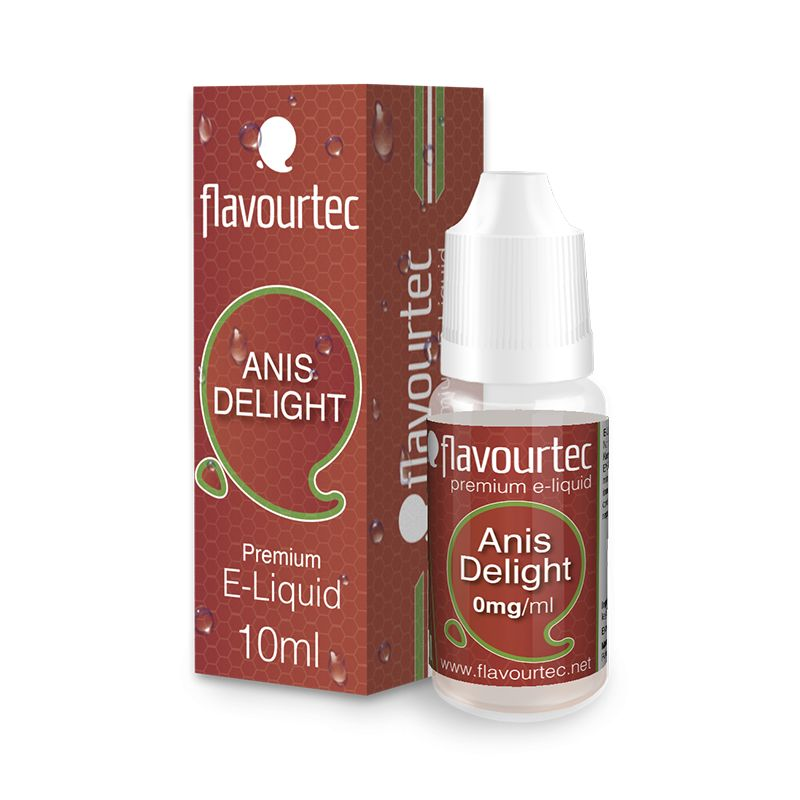 Flavourtec e-liquid 10ml - Anis Delight