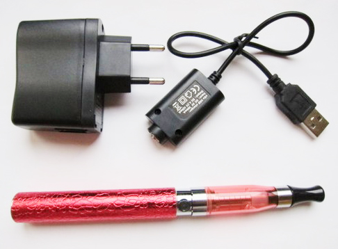 Kit CE4+ Lady in Red 1100mah capacitate
