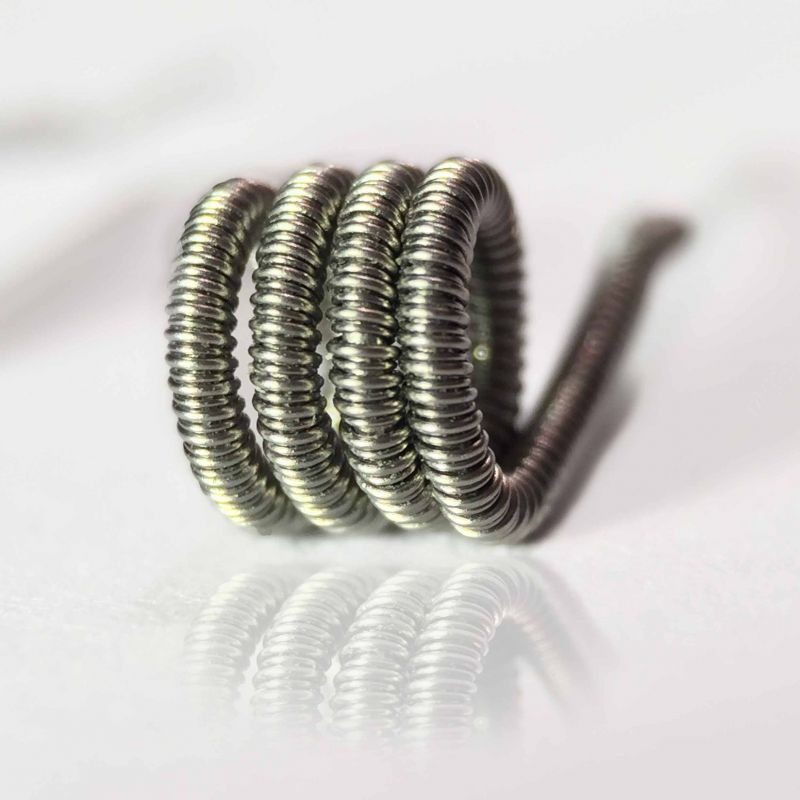Clapton Wire Pre-Made Coils 0.2mm