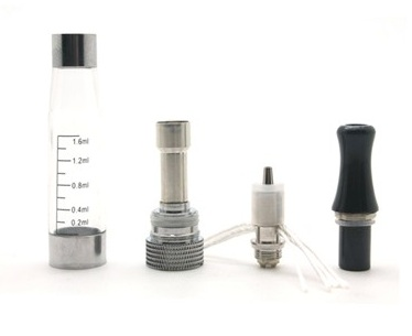 eGo CE6 Clearomizer 1.6ml capacity