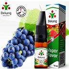 E-liquid Dekang 10ml Silver Label - Grapes