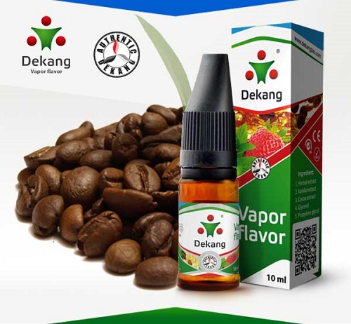 E-liquid Dekang 10ml Silver Label - Coffee