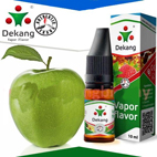 E-liquid Dekang 10ml Silver Label - Green apple