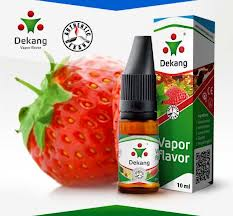 E-liquid Dekang 10ml Silver Label - Strawberry
