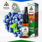E-liquid Dekang 10ml Silver Label - Blueberry