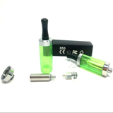DS3 Clearomizer doble con atomizador