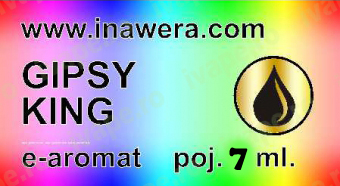 E-FLAVOUR Inawera TOBACCO - Gipsy King - 7ml