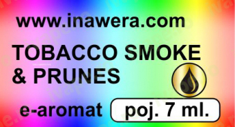 E-FLAVOUR Inawera TOBACCO - Smoke  Prunes - 7ml