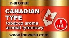 E-FLAVOUR Inawera TOBACCO - Canadian Type - 5ml