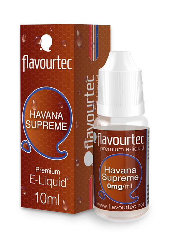 Хавана Supreme Tobacco 10ml Flavourtec