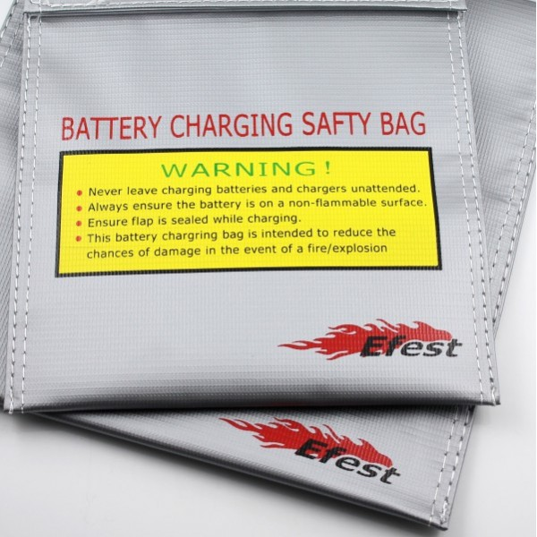Efest battery charging  safety bag (big size)