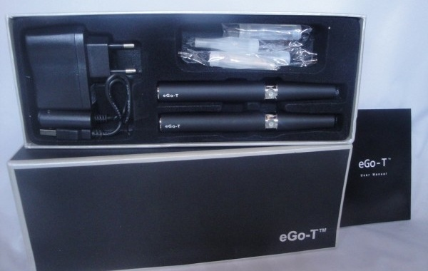 eGo-T Kit with 1100 mAh Battery