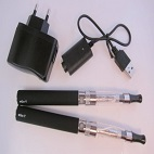 eGo-T CE5 Vision 1100mah kit two electronic cigarettes