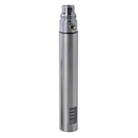 eGo silver Variable voltage battery 1100,900,650mah capacity