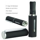 10 X eGo-W F1 Atomizer with cap - 3ml FT ( Famous Tech )