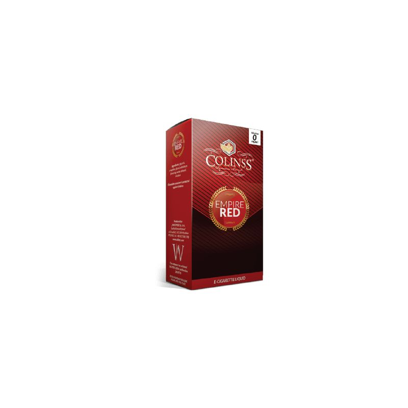 Empire Red E-liquid 10ml - Red Fruits