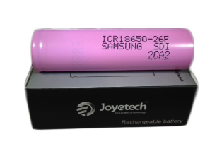 Original eVic battery 18650 Samsung 2600mAh