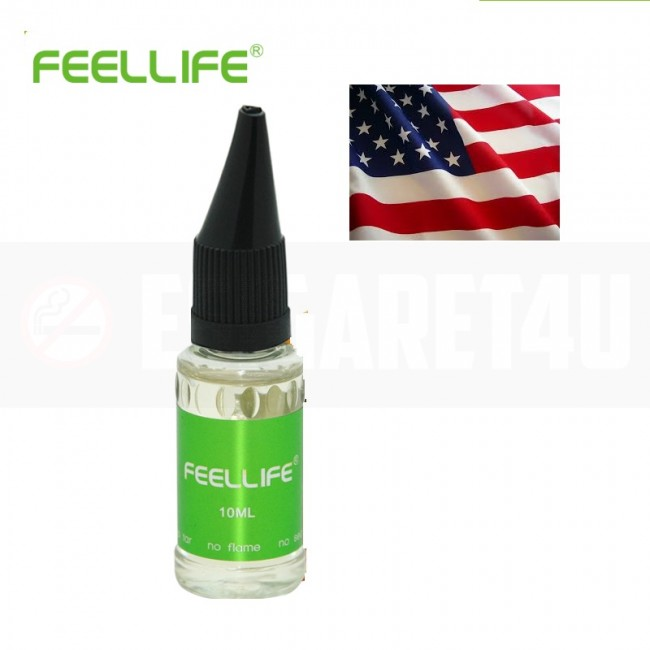 Feellife E-Juice 10ml VG/PG Mix - USA MIX