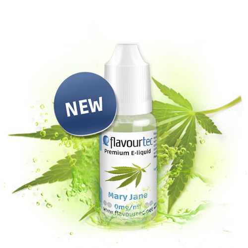 Prime Flavourtec e-liquide 10ml - Mary Jane