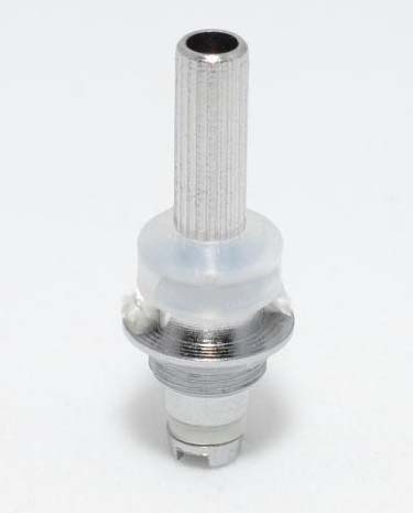 Replaceable head coil for GS H2 bottom coil clearomizer