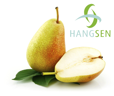 Hangsen E-Liquid 10 ml VG - Healthy pears