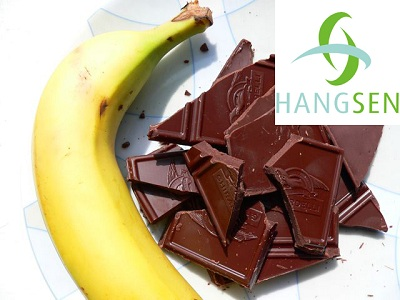 Hangsen E-Liquid 30 ml PG - Banana Chocolate