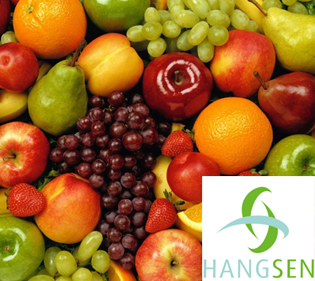 Hangsen E-Liquid 30 ml VG - Fruit mix ( fruit's flavour )