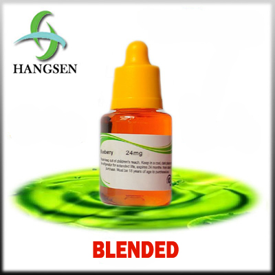 Hangsen E-Liquid 10 ml VG - Blended