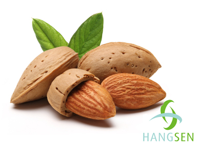 Hangsen E-Liquid 10 ml VG -  Almond (migdala)