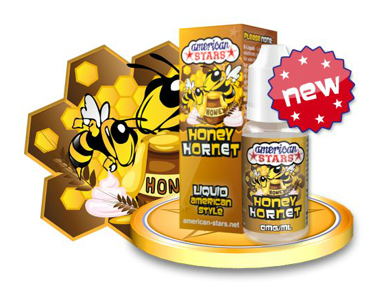 Honey Hornet 10ml American Stars