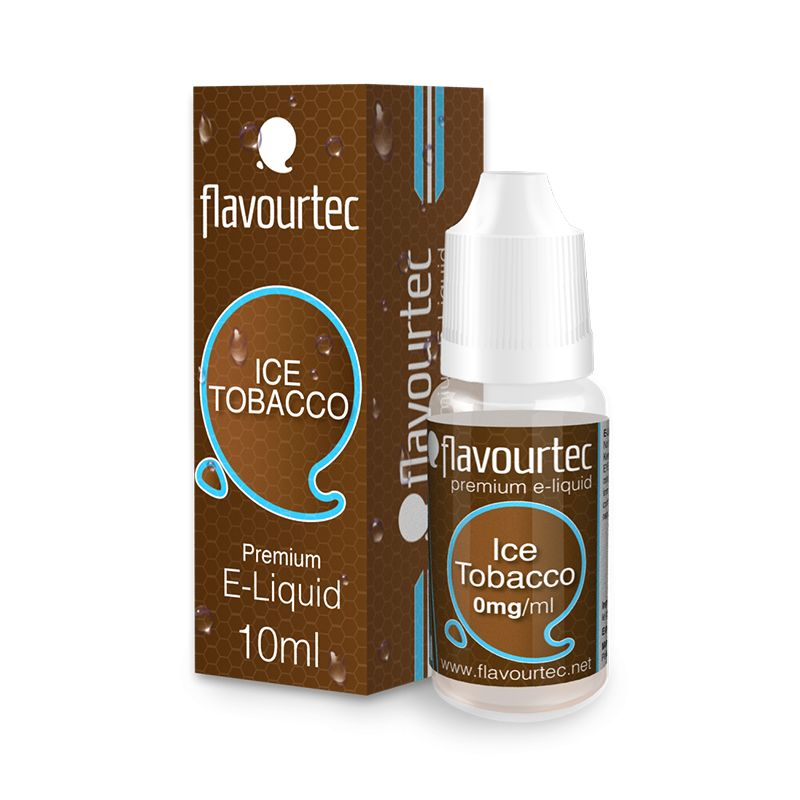 Flavourtec e-liquid 10ml - Ice Tobacco