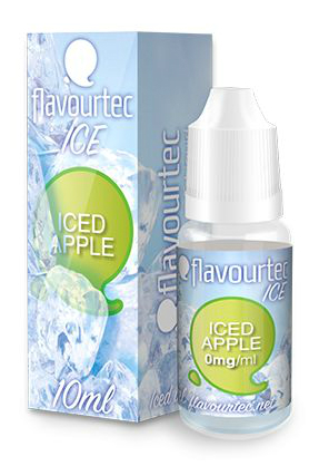 Iced Apple 10ml Flavourtec
