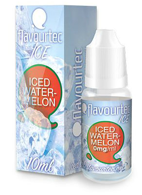 Iced Watermelon 10ml Flavourtec
