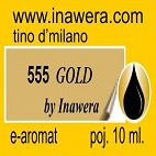 E-FLAVOUR Inawera - 555 gold - 10ml