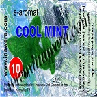 E-FLAVOUR Inawera - cool mint - 10ml