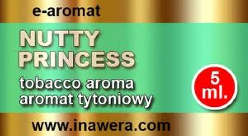 E-FLAVOUR Inawera TOBACCO - Nutty Princess - 5ml