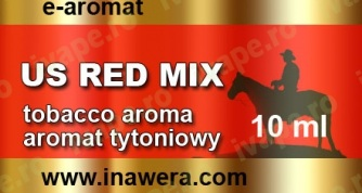 E-SABOR Inawera - US RED MIX - 10ml