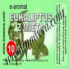 E-FLAVOUR Inawera - eucalypt  menthol - 10ml
