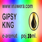 E-FLAVOUR Inawera TOBACCO - Gipsy King - 10ml
