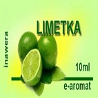 E-FLAVOUR Inawera - Lime - 10ml
