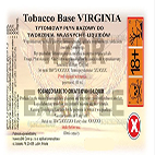 Inawera - Virginia base tobacco - nicotine 0 mg/ml 100 ml