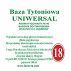 Inawera Universal-base - Nikotin 18 mg / ml 100 ml