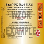 Inawera - VPG 70/30 plus - nicotine 18 mg/ml 100 ml
