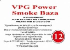 Inawera - VPG Smoke Power Base - nicotine 12 mg/ml 100 ml