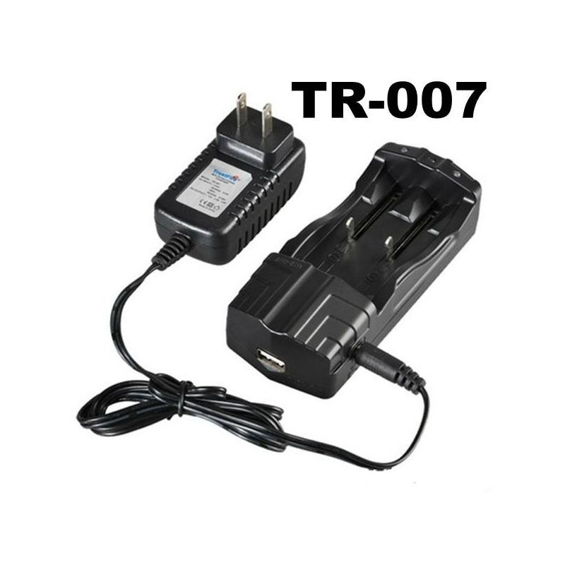 Smart Quick Charger Trustfire TR -007