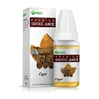 Innova Premium Smoke Juice 10ml VG + PG e-liquid - Cigar