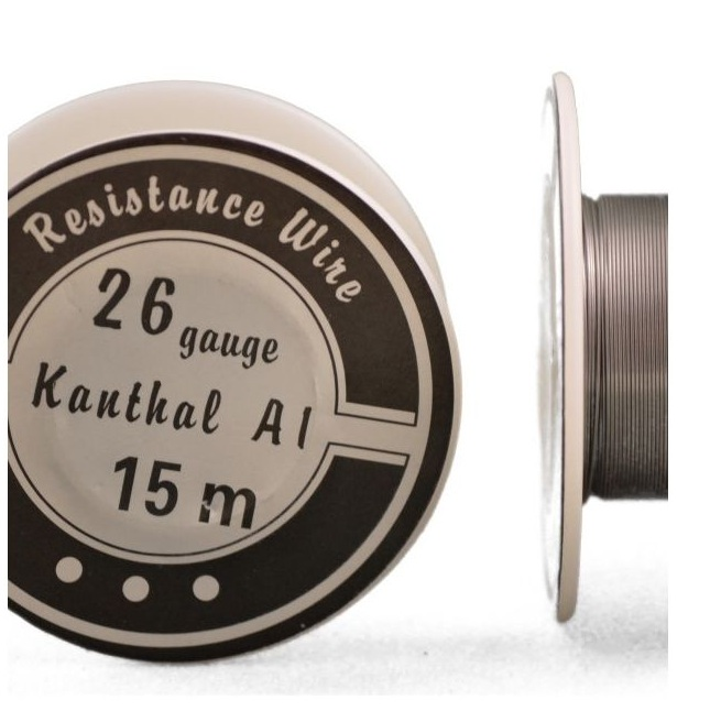 Kanthal A1 Resistance Wire 26 Gauge 50 ft