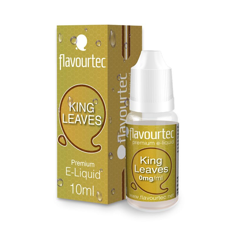 Flavourtec e-liquid 10ml - King Leaves