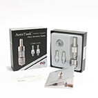 Kanger Aerotank Clearomizer kit with Airflow Control (Dual Coil)